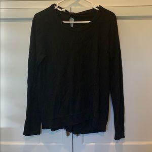 Wilt black sweatshirt